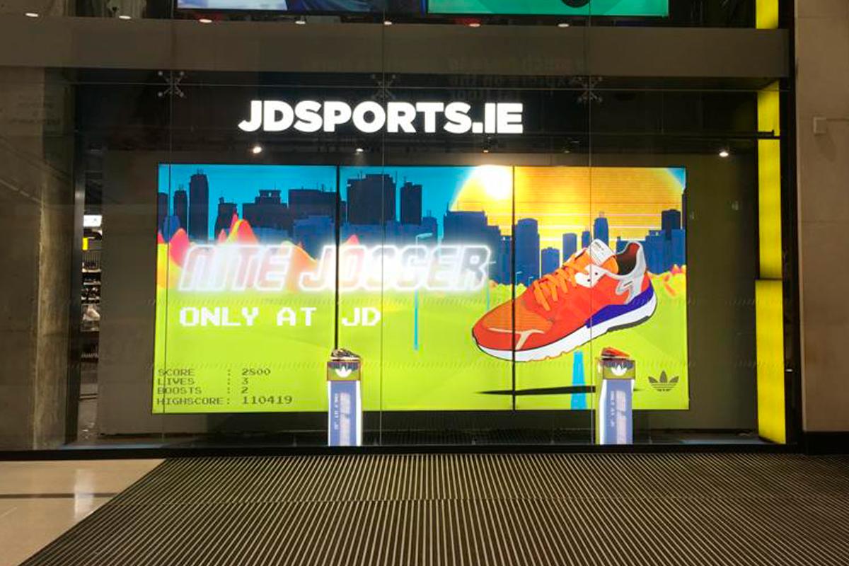 Adidas Nite Jogger lightbox